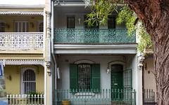 60 Gordon Street, Paddington NSW