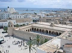 La grande mosquée (Sousse, Tunisie)