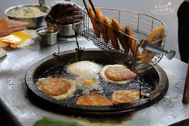 巷仔口蘿蔔絲餅北醫吳興商圈小吃美食109