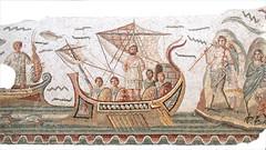Ulysse et les Sirènes (Musée du Bardo, Tunis)