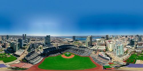 San Diego Padres Petco Park Stadium