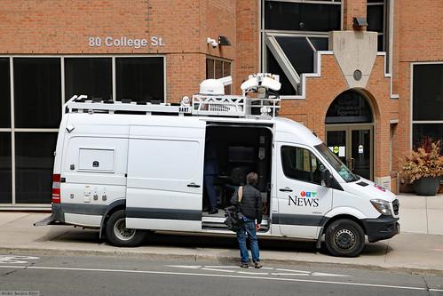 CTV news van