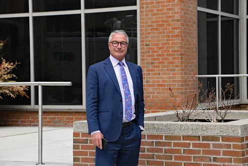 Faces of Toronto: CTV news reporter Austin Delaney