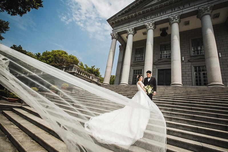 校園婚紗照