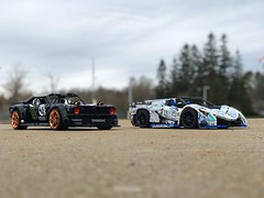 Ford VS Lambo - check it @loxlego