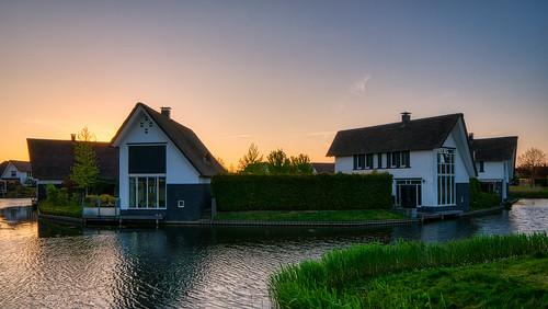 Lelystad Galjoen - Sunset