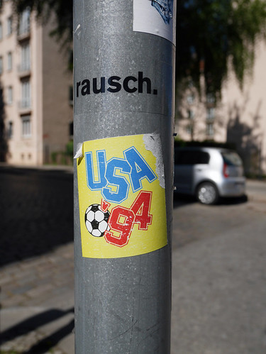 Der Sticker. (USA '94) / 23.04.2020