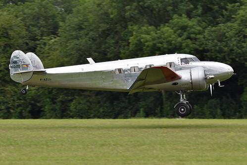 Lockheed 12A Electra Junior 'NR16020' (F-AZLL)