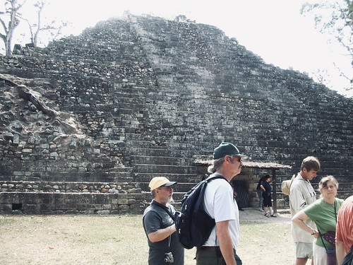 Ali, Temple of Inscriptions, Copan, Photo by Char