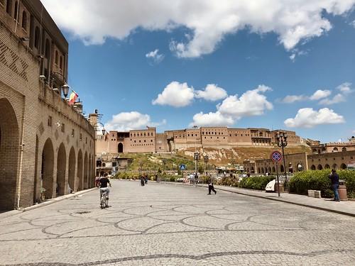 Erbil City - April 2020