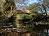The bridge over the River Washburn