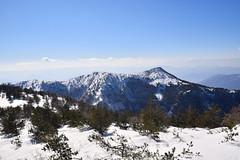 Nagano mountains