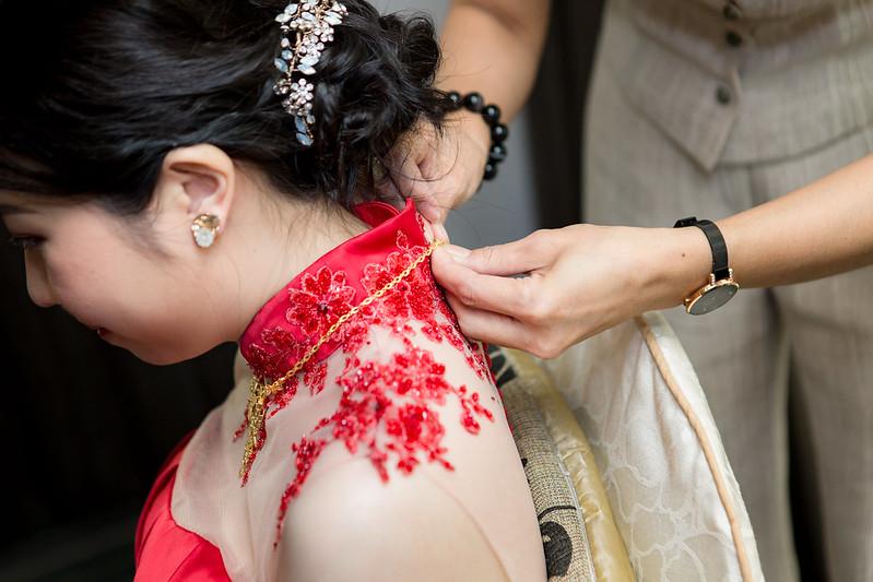 [婚攝] 合彥 & 宜蕙 福客來。南北樓林森店 | 雙儀式午宴 | 婚禮紀錄