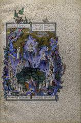 Sultan Muhammad (attributed), The Court of Kayumars (Gayumars)