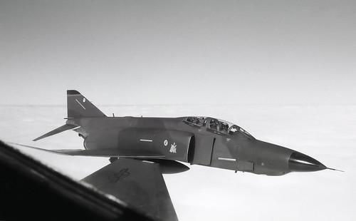 F-4B PHANTOM FIGHTER SQUADRON ONE-ELEVEN BOOKMARK