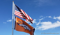 April 23, 2020 - Ready for the NFL draft - go Broncos! (ThorntonWeather.com)