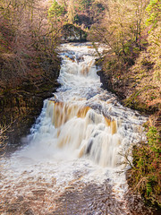 Photo of Trundling water - Corra Linn