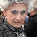 Interesting face, seen at the 2020 Carnival of Venice.