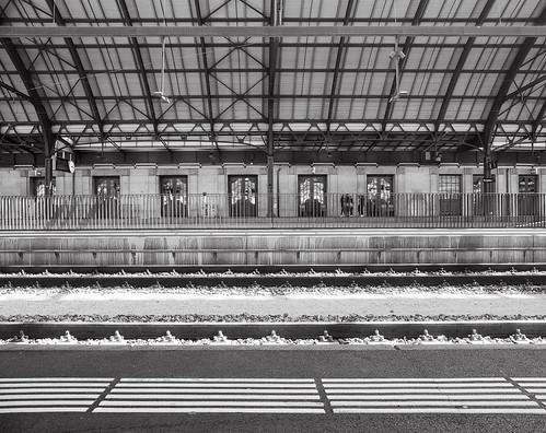Peter Fenner · Bahnhof leer · Rang 4-20