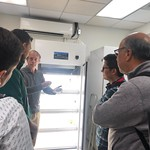 Colombia Cochran-  lab tour in DC