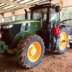 Tukery Cochran - tractor in NC