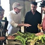 Tukery Cochran - tobacco farmer in NC