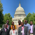 Senegal and Ivory Coast -in Dc