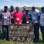 Senegal and Ivory Coast - Agroecology Farm at NC State
