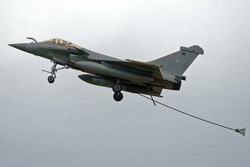 "Dassault Rafale Marine N°33 ""Nounou"" - Flotille 11F - Aéronautique Navale"