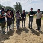 Peru Ecuador Cochran - dairy farm
