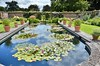 Garden at Claydon House, Buckinghamshire