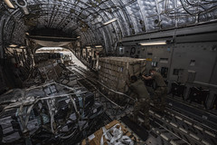 Air Forces Africa delivers medical supplies to Ghana