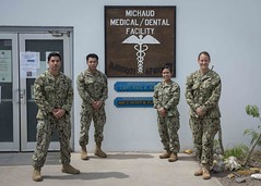It takes a village: military medical in East Africa coordinates response to COVID-19