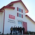Ecuador and Peru Cochran - NC State Dairy Barn