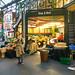 The Market, London, England