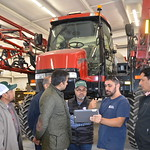 Pakistan Cochran - fellows talk precision ag