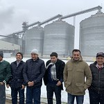 Pakistan Cochran - fellows experiencing snow!