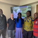 Ghana Cochran - Dr. Farin with fellows