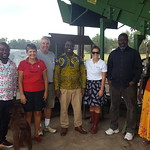 Ghana Cochran - Fellows with farm host