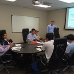 Session with China Cochran Fellows