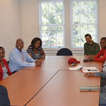 Kenya and South Africa fellows with Dr. Pardue