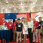 China Cochran Fellows at the World Dairy Expo