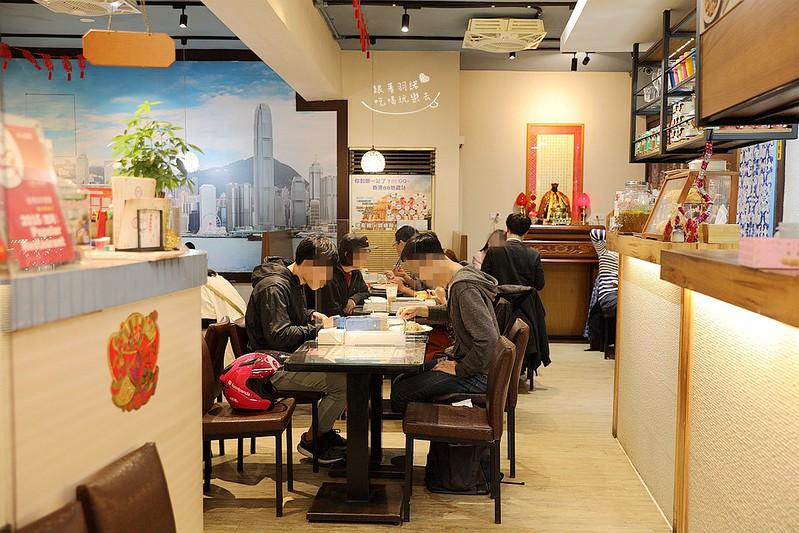 香港88港式茶餐廳台北信義區吳興街莊敬路59