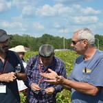 Farm tour at Pace Family Farms