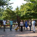 NCSU tour around campus