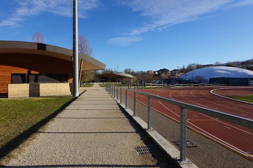 Stade de la Paguette @ Saint-Julien-en-Genevois