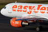 G-EZAK easyJet A319 London Luton Airport