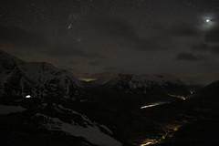 Glencoe Night shot