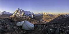Wild Camping Glencoe