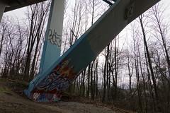 Pont de Lancy @ Parc Tressy-Cordy @ Lancy